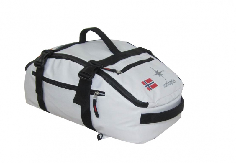 Tarpaulin Sports Bag
