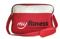 Retro Fitnessbag | 600D