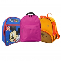 Kinder Rucksacks